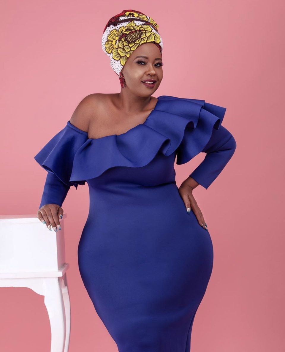 Photos: Kalekye Mumo Is Serving Us Serious Curves And We Can't Stop Salivating - Nairobi Exposed